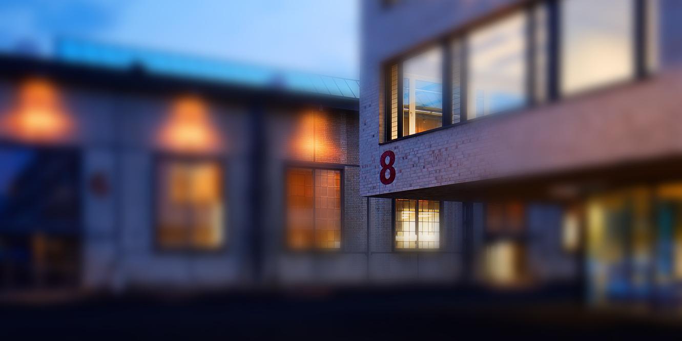 Dokumentation Hochschulzentrum vonRoll für AGG by Werbeagentur Bern - Blitz & Donner