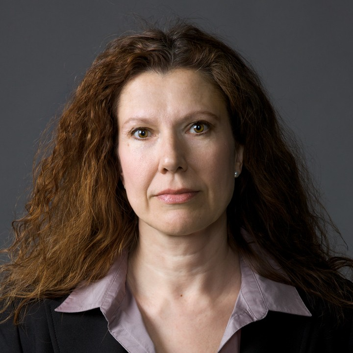 Annette Michel Gilgen, Chefin bei Werbeagentur Bern Blitz & Donner