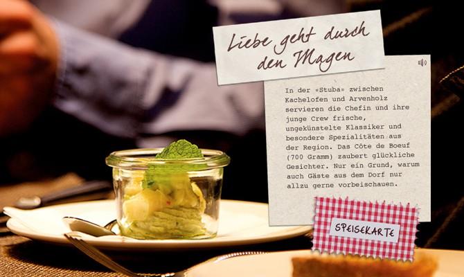 CERVO: Die Speisekarte, die hungrig macht-1674