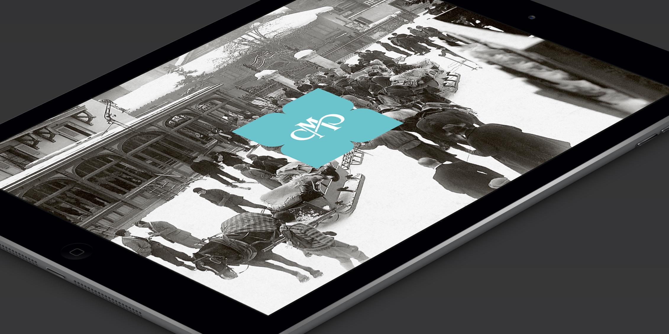 Tablets für Mont Cervin Palace by Werbeagentur Bern - Blitz & Donner