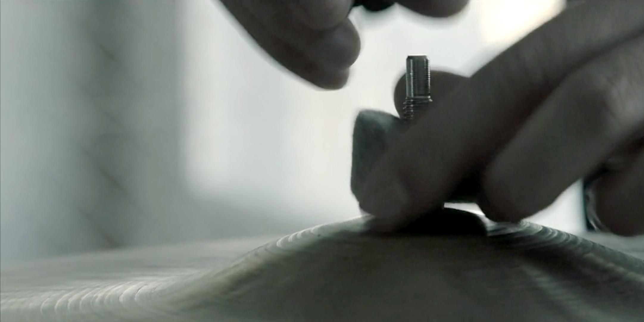 Musikvideo Industrial für Yokko by Werbeagentur Bern - Blitz & Donner