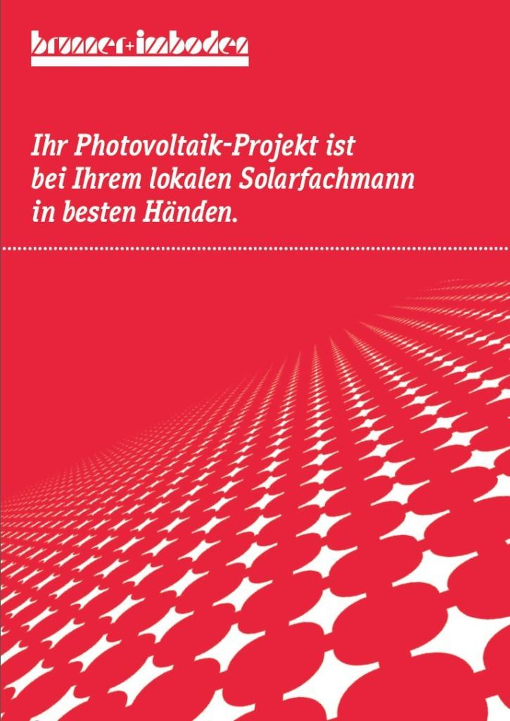 Die Berner Werbeagentur Blitz & Donner realisert neue Kommunikationssrategie für Schweiz-Solar