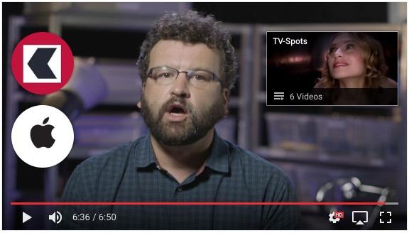 Abspann-Tool Youtube erklärt – Kanäle extern