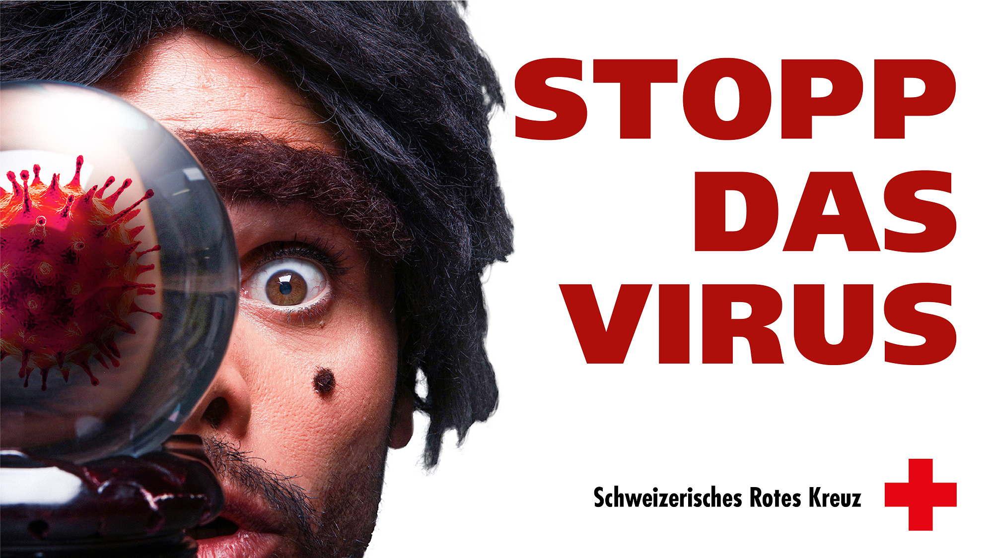 STOPP DAS VIRUS